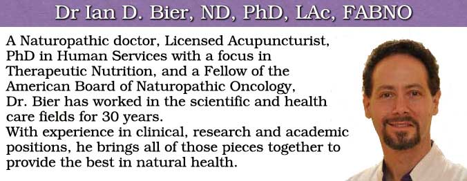 Dr Bier, Holistic Medical Doctor